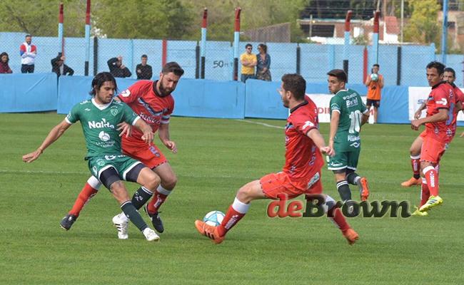 Brown Adrogue 1 Sarmiento 1 - Primera Nacional 2019/20 (Fecha 9) - Vídeo Brown-2019
